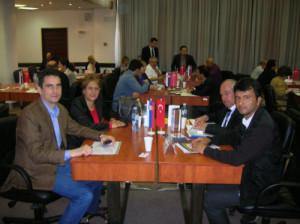 Đulten sa predstavnicima Privredne komore Srbije i Turske